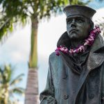 Iconic 'Lone Sailor' now greets visitors to Pearl Harbor