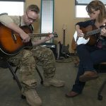 Brain injury sufferers find benefits in music therapy program