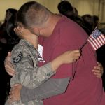 13 photos of what life is like for male military spouses