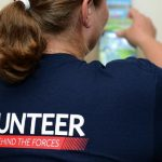 10 great things about volunteering on base