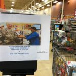 No more baggers? Commissary testing bagger-free lanes