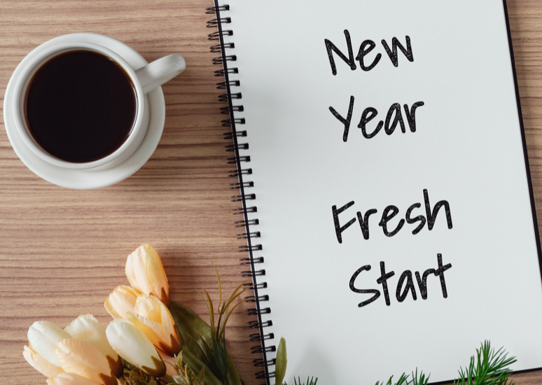 Did you make a resolution this year? How will you keep it long-term?