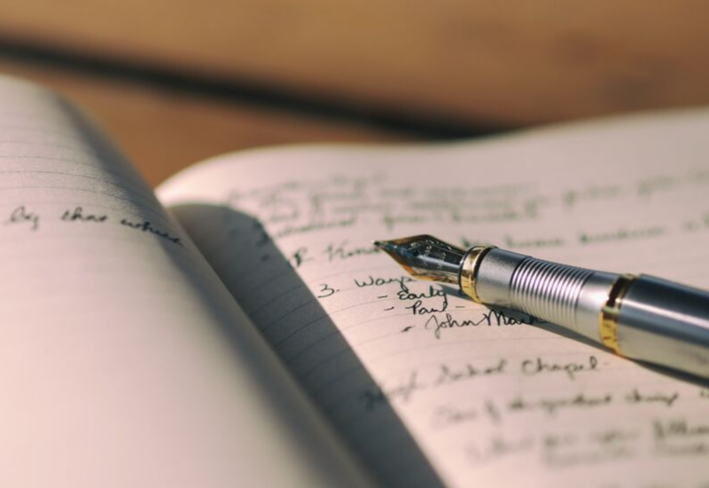 Using a Journal in Your Military Spouse Life
