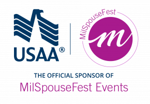 Our very FIRST MilSpouseFest event of the year!