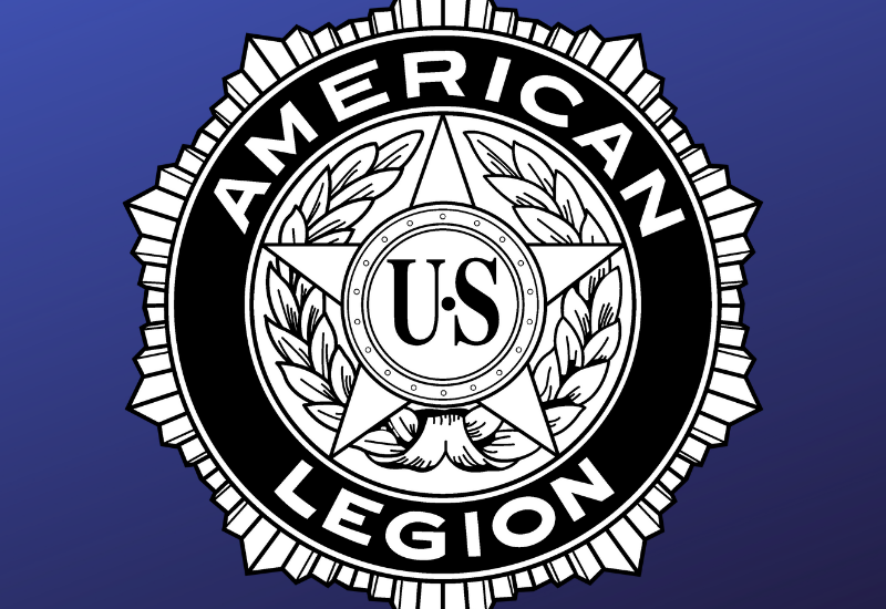 It's the American Legion's Birthday.