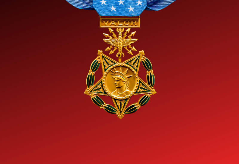It's National Medal of Honor Day
