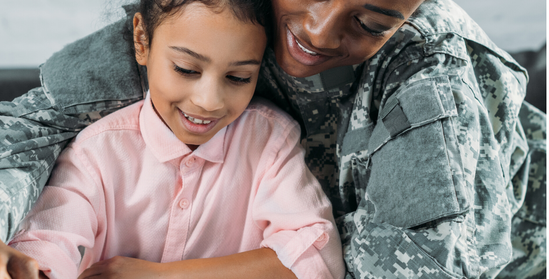6 Tips to Help Your Military Child Through a Deployment