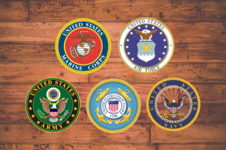 Armed Forces Week is observed in the week leading up to Armed Forces Day.