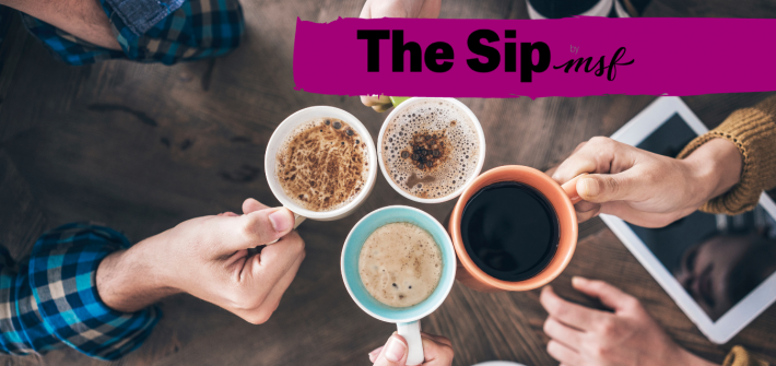 The Sip: National Coffee Day? Yes Please!