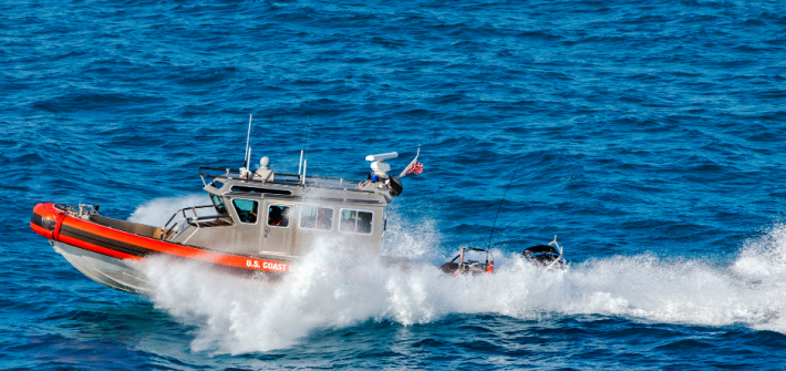 The Coast Guard has launched 'Operation Bubba Gump.' No, seriously