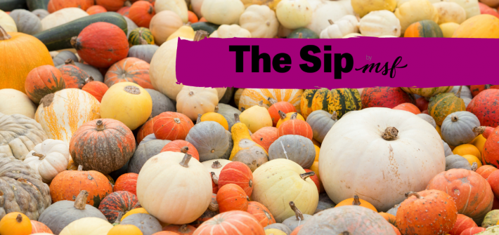 The Sip: October is Here! Time For Another Fun Event