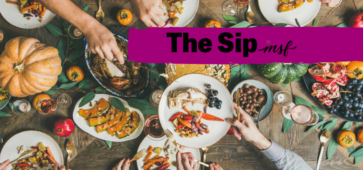 The Sip: Time For Some Turkey, Gobble Gobble