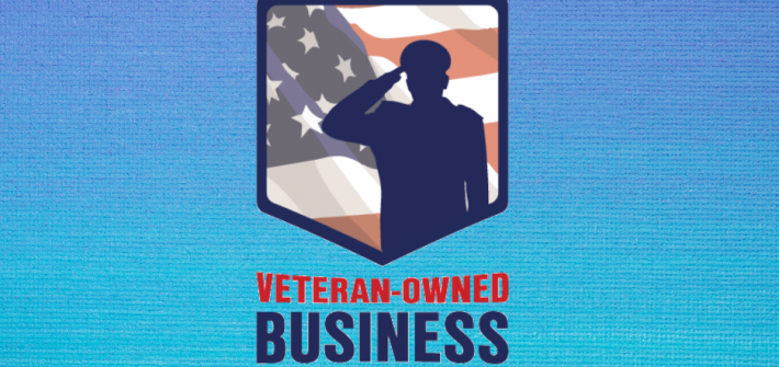 It's National Veterans Small Business Week
